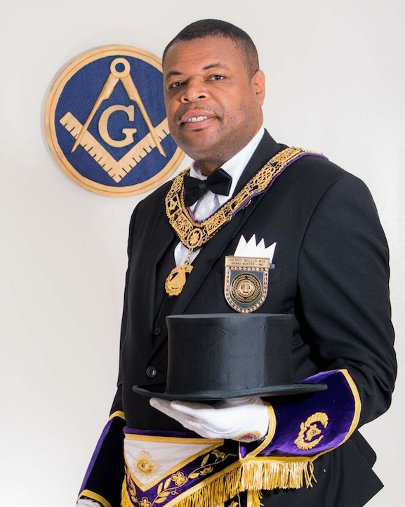 Most Worshipful Grand Master of Missouri 2016