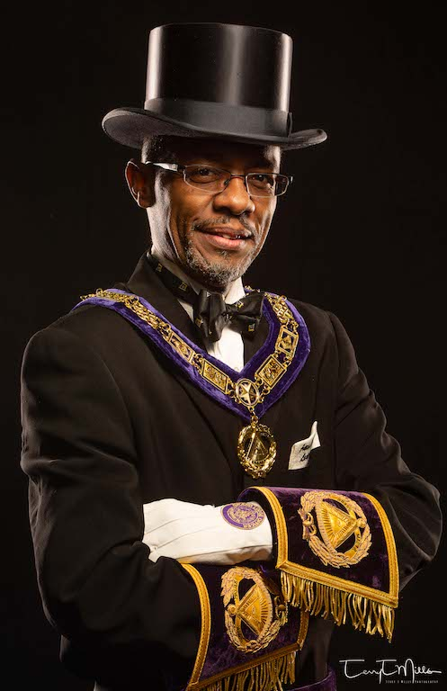 Most Worshipful Grand Master Morris
